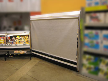 deli-case refrigerationcovers
